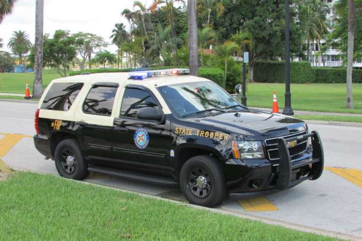 Florida Highway Patrol Prepares For The Fourth Of July