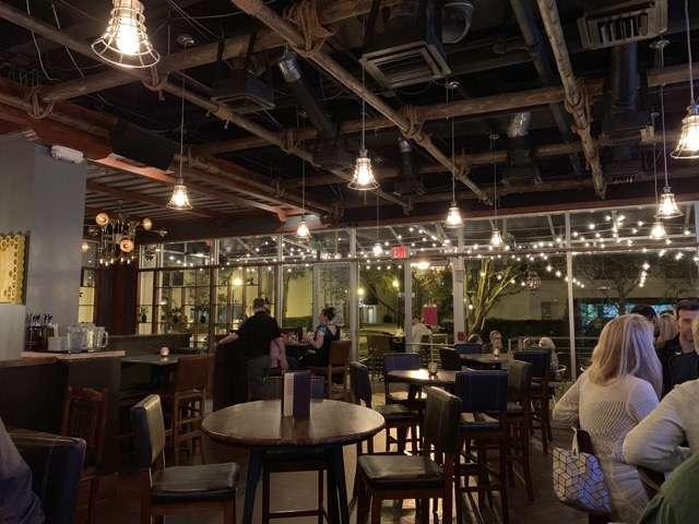 Menagerie interior photo courtesy of Scott Joseph's Orlando Restaurant Guide