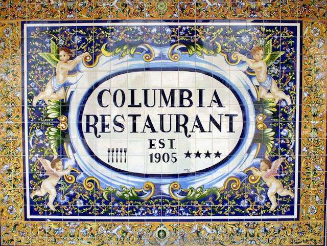 Spotlight Scott Joseph Reviews Columbia Restaurant In Ybor