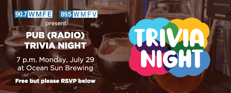 Pub (Radio) Trivia Night