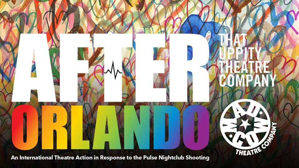 "Photo courtesy of Mad Cow Theatre's Facebook event page for ""After Orlando"""