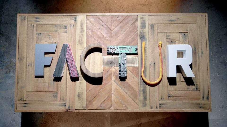 Factur logo courtesy of Factur's Facebook page