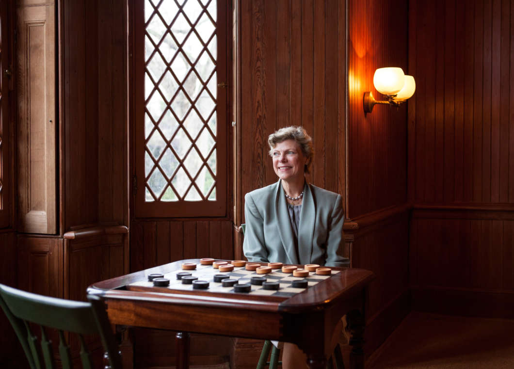 Cokie Roberts is one of NPR's most recognizable voices and considered one of a handful of pioneering women journalists — along with Nina Totenberg, Linda Wertheimer and Susan Stamberg — who helped shape the public broadcaster's sound and culture.