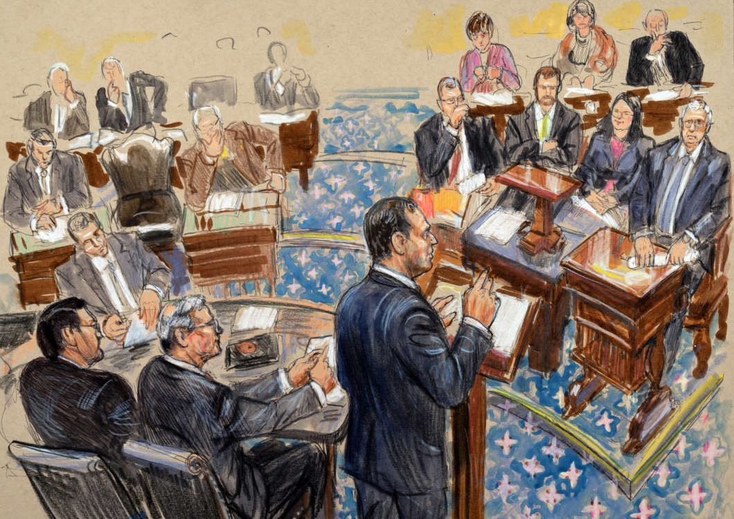 Impeachment Trial Day 3: Democrats Continue Their Case For ...
