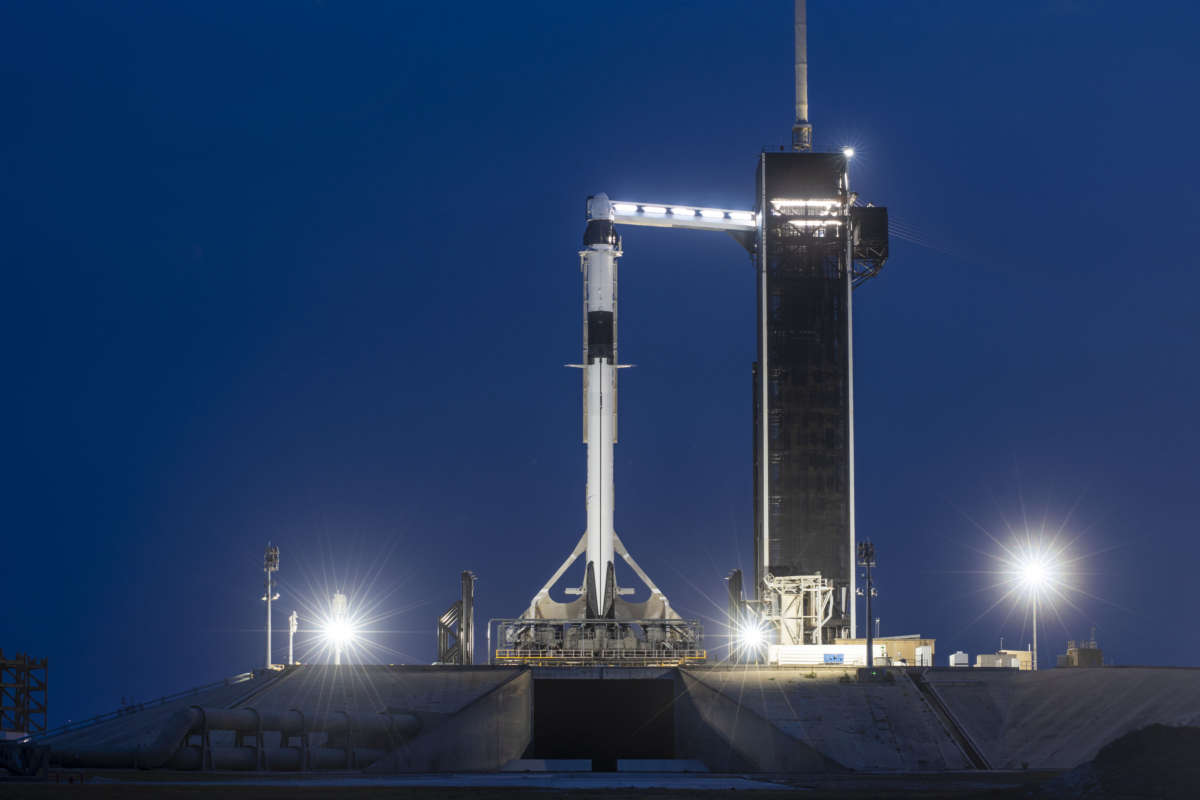 NASA and SpaceX brace themselves for a historic launch!