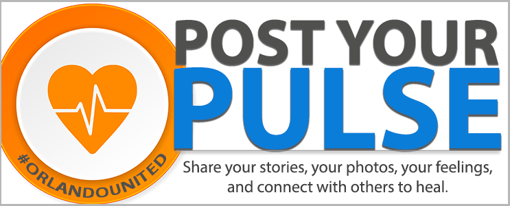 Post Your Pulse - Share your stories, your photos, your feelings, and connect with others to heal.