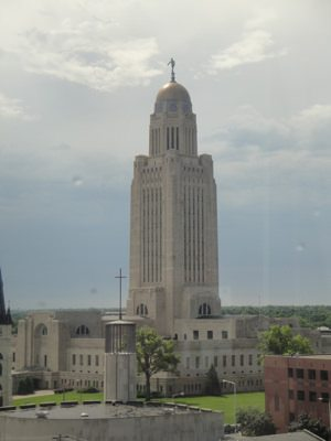 Hello from Lincoln, Nebraska!