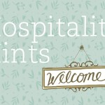 Hospitality Hints | Showing Hospitality to Your Neighbors