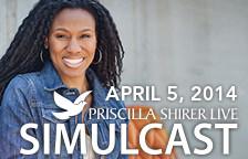 Win a Priscilla Shirer Live Simulcast!