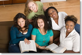 Women's Ministry Questions #8: Dominant Small Group Member in Women's Groups