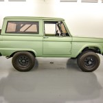 Woodhouse Used 1966 Ford Bronco For Sale Ford Blair