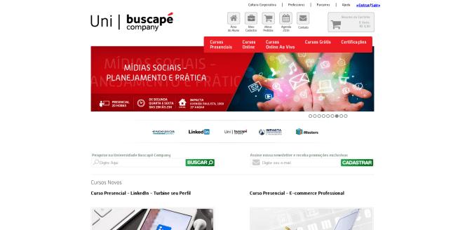 Loja Universidade Buscapé Company