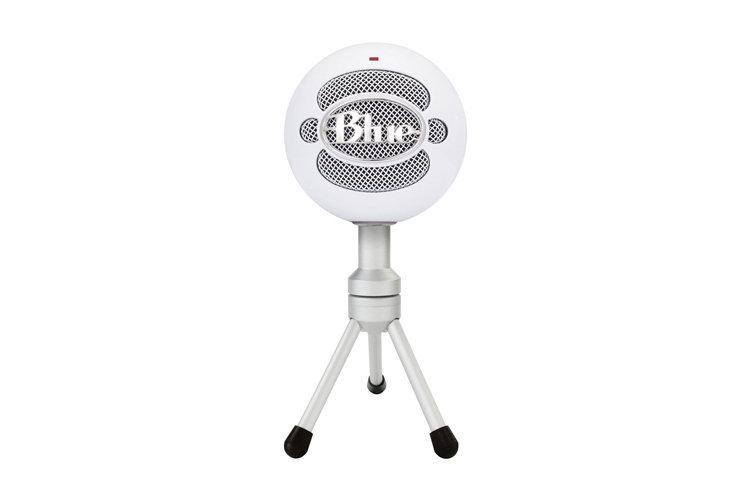 Microfone Condensador Blue Snowball Ice
