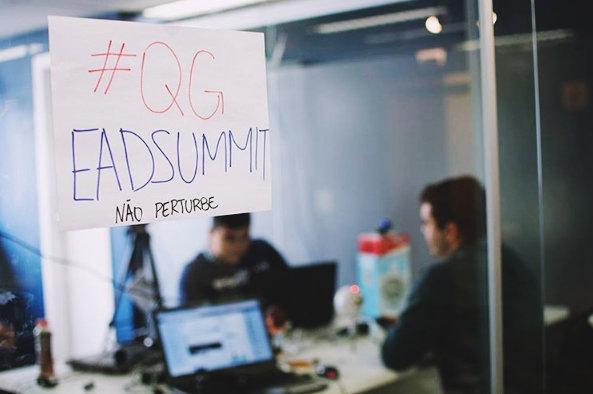 criar evento online EADSUMMIT