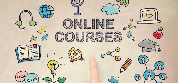 montar curso online