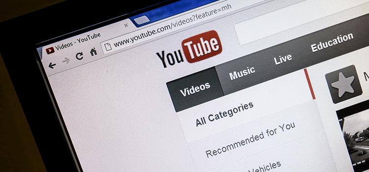 colocar anúncio no Youtube