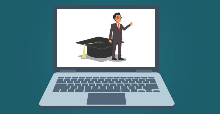 O que é educação online a distância: os 5 pontos principais