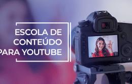 escola de criadores de conteúdo do youtube