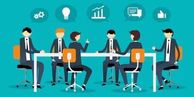 Cómo construir tu primer equipo de ventas eficientementeThe Work Smarter Guide – Redbooth