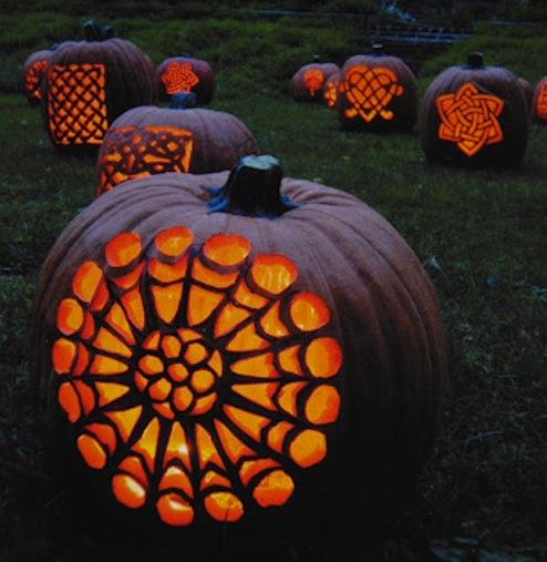 Pumpkin Celtic