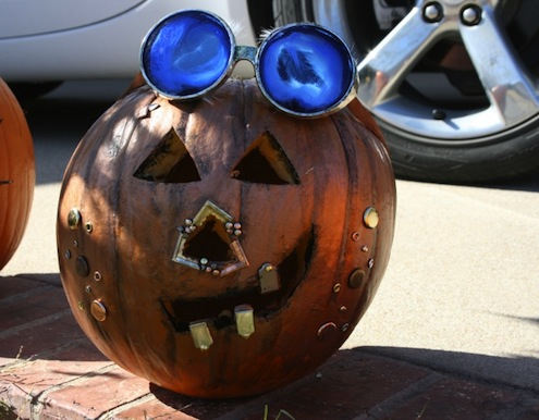 Pumpkin Steampunk