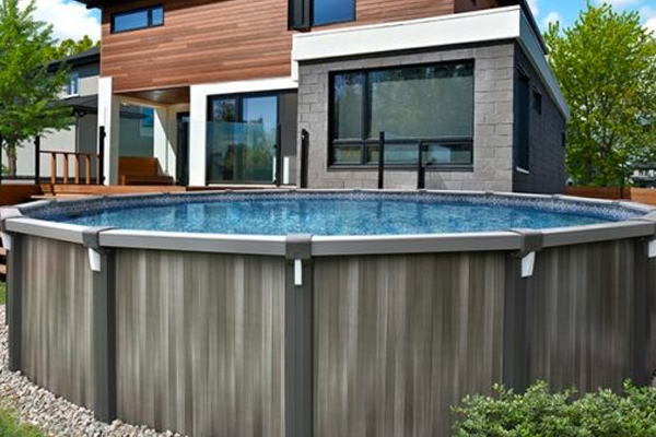 Above Ground Pools In Connecticut Ct Treat S Pools Spas