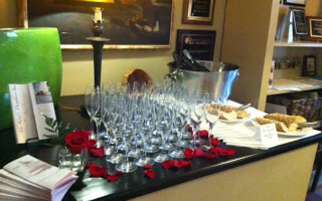 Recap: Our Annual Valentine's Day Wine Tasting