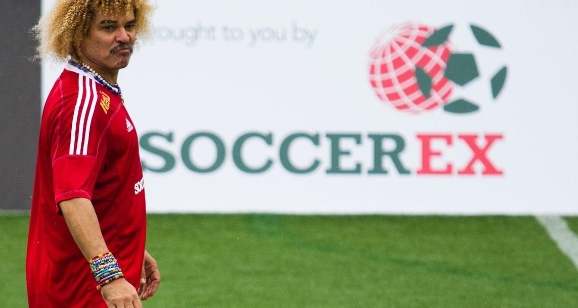 La sorprendente promesa del 'Pibe' Valderrama si Colombia escampeón