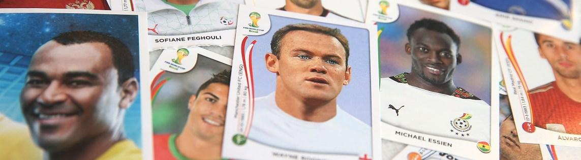 ¡Por fín! FIFA presentó el álbum Panini del Mundial con versióndigital