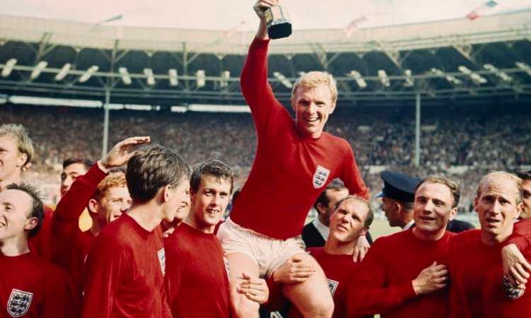 Inglaterra: Sede y campeón del Mundial1966