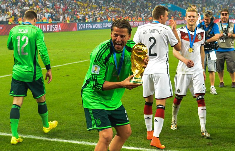 La copa no es el único premio para el campeón delMundial