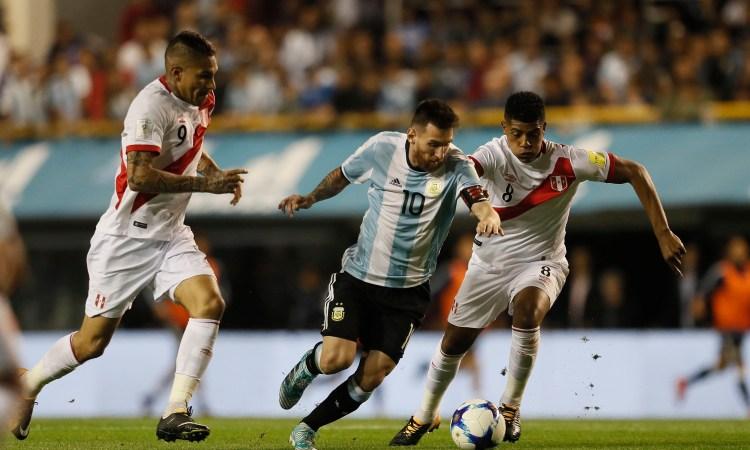 Messi habla del Mundial y de sus características
