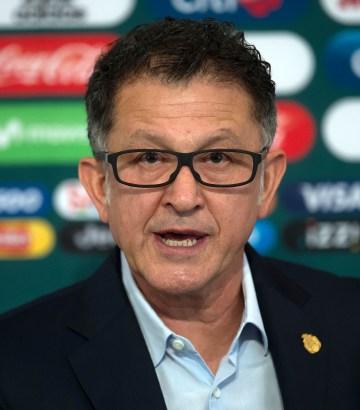 Osorio da lista preliminar, incluye a RafaMárquez.