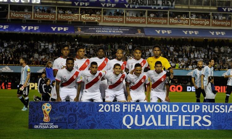 Perú tiene su lista preliminar para ir aRusia