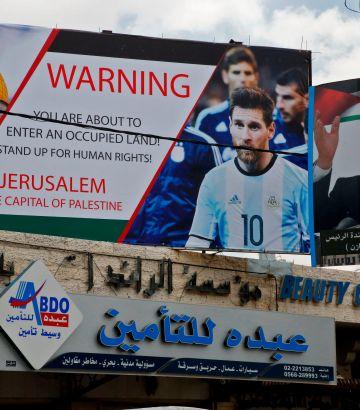 Cancelan partido de Argentina
