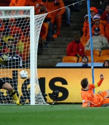 España alcanza la gloria en Sudáfrica2010
