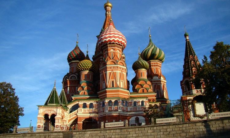 Conoce Moscú, la capital deRusia
