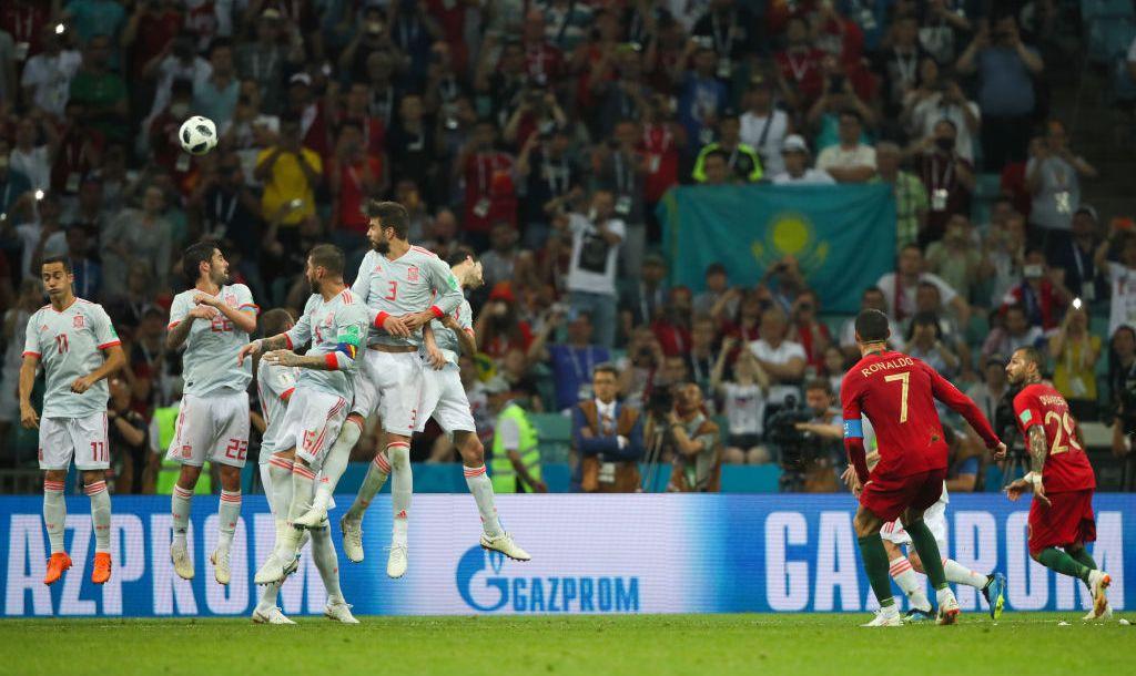 Cristiano Ronaldo le da un empate agónico aPortugal