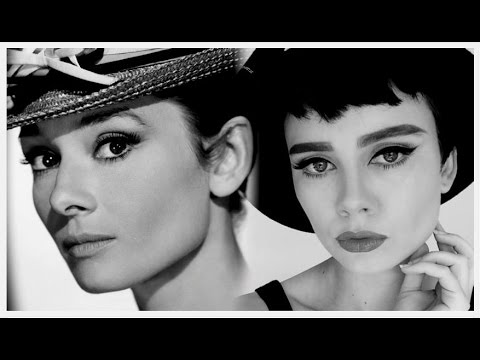 Audrey Hepburn | Makeup Tutorial