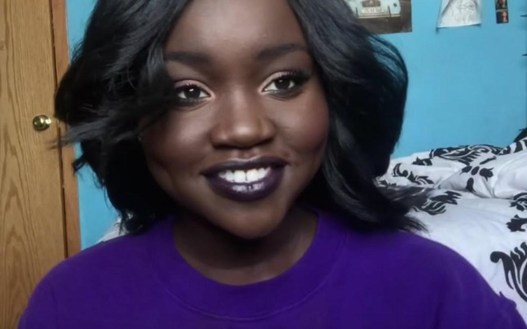 Fall Makeup Tutorial-Dark Skin
