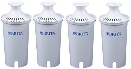 Brita Water Filter uxlMN Pitcher Replacement Filters 4