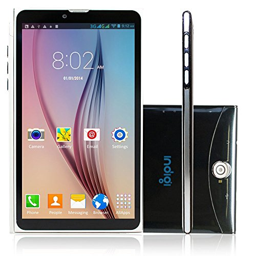 Indigi 6.95″ Android Tablet PC Phablet 3G+WiFi SmartPhone Bluetooth GSM Unlocked