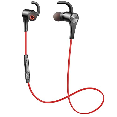SoundPEATS Bluetooth Earbuds Wireless 4.1 Magnetic Headphones Stereo
