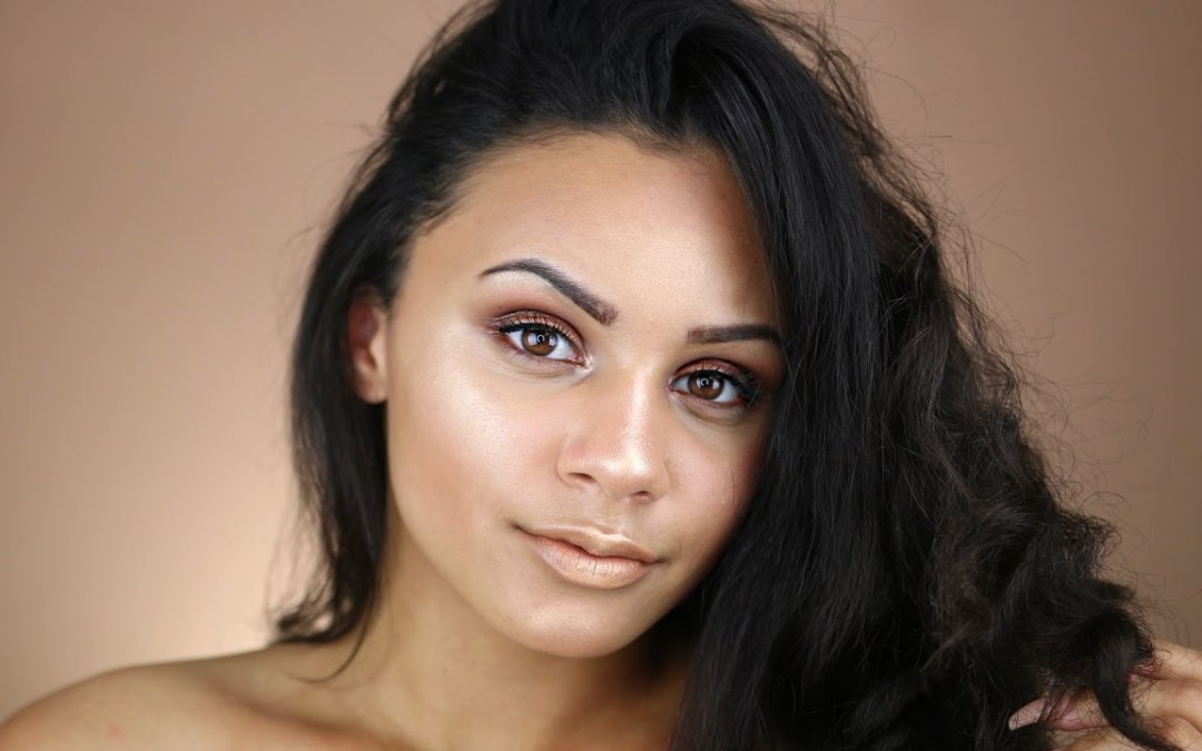 Glowy + Dewy Makeup Tutorial