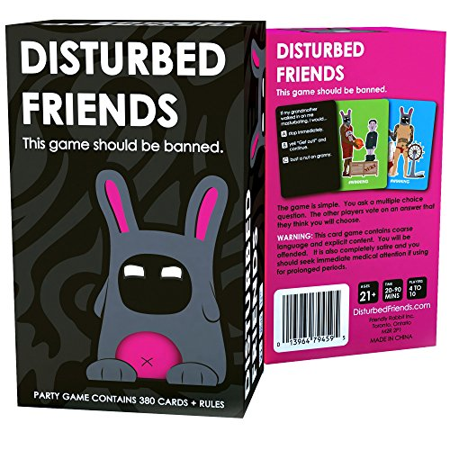 Disturbed Friends – This game should be banned.