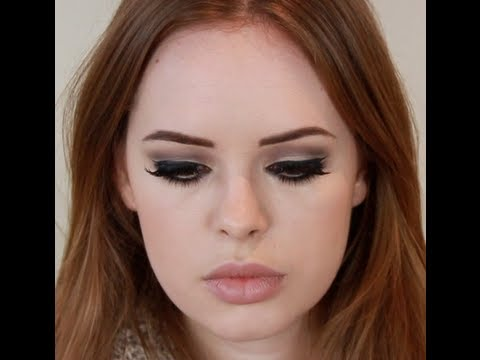 Lana Del Rey Modern 60's Makeup Tutorial