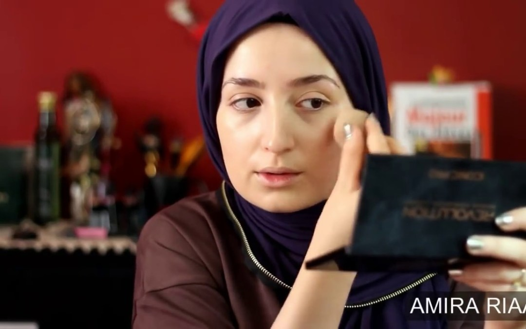 Heavy but simple Makeup tutorial/ مكياج ثقيل و بسيط