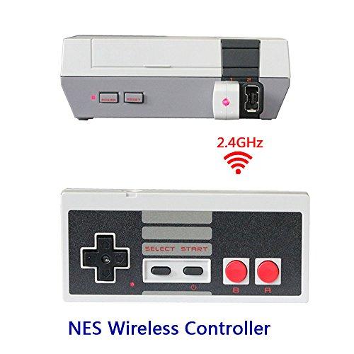 Wireless NES Mini Classic ControllerNES Wireless Gamepad For Nintendo Mini NES Classic Edition Wireless Joypad & Gamepads Controller