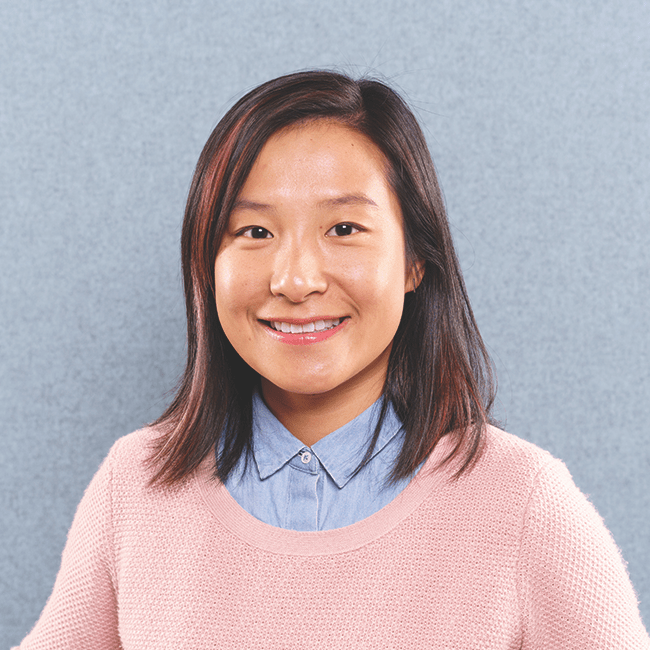 IMAGE: Lisa Ding, Senior Product Designer