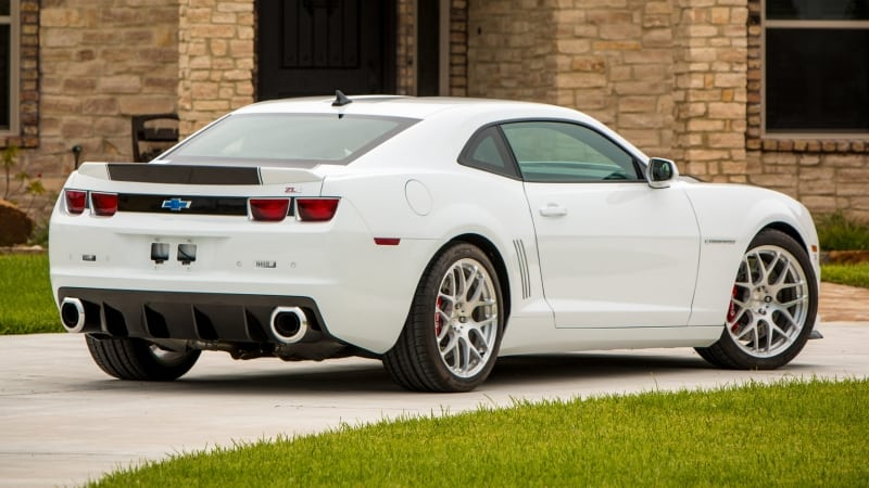 10 fastest camaros of all time and 5